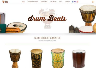 drumbeats.com.mx