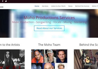 mohoproductions.com